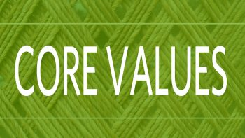 Permalink to: Our Core Values
