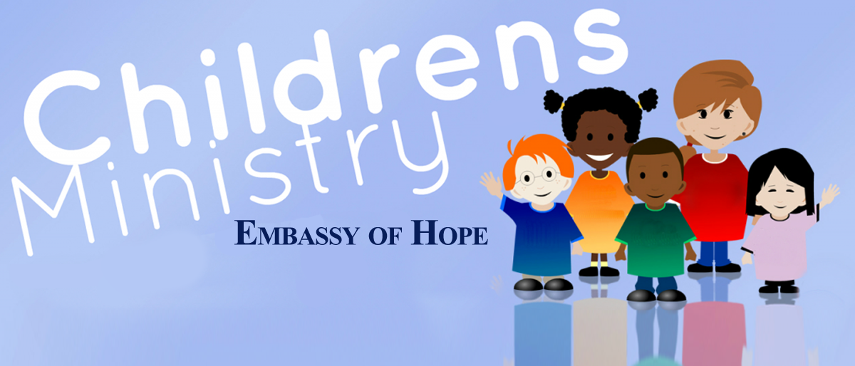Permalink to: Children's Ministry
