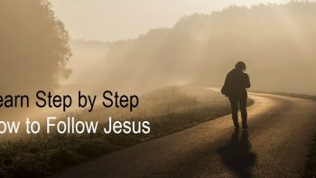 Permalink to: How to Follow Jesus